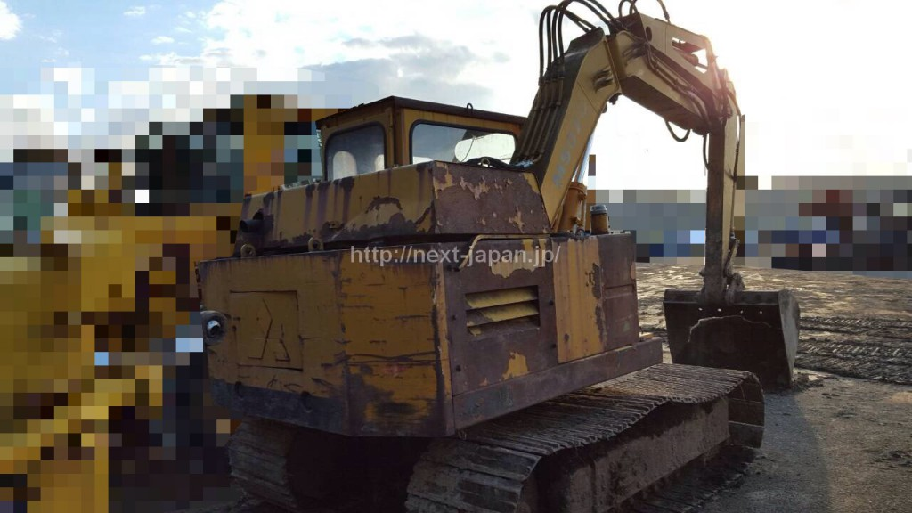 Japan used excavator MS070-1 for sale