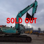 SK220LC SOLD OUT