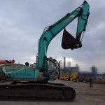 SK220LC Next limited excavator