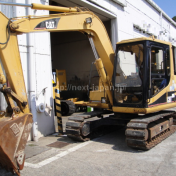 Japan used excavator 307B CAT for sale