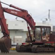 Japan used Excavator Sumimoto LS-2800DJ for sale