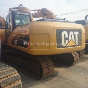 Japan used Excavator 320D CAT for sale