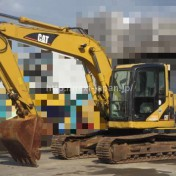 Japan used excavator 313CCR