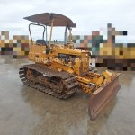 japan used bulldozer D20P-5 for sale