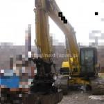 Japan used excavator PC200-3 for sale