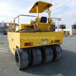japan used road roller tires T2