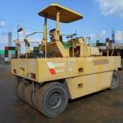 Japan used road roller T600C ② for sale