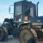 Japan used wheel loader LK300-2 for sale