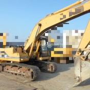 Japan used excavator 320B ① for sale