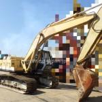 Japan used excavator S280F2 LS2800FJ2 for sale