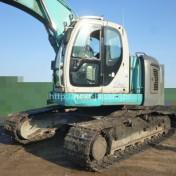 Japan used excavator SK235SR for sale