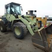 Japan used Wheel loader WA200-5 for sale