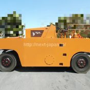 Japan used road roller tires TS7409