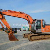 Japan used excavator ZX200