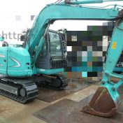 Japan used Excavator SK70SR-2