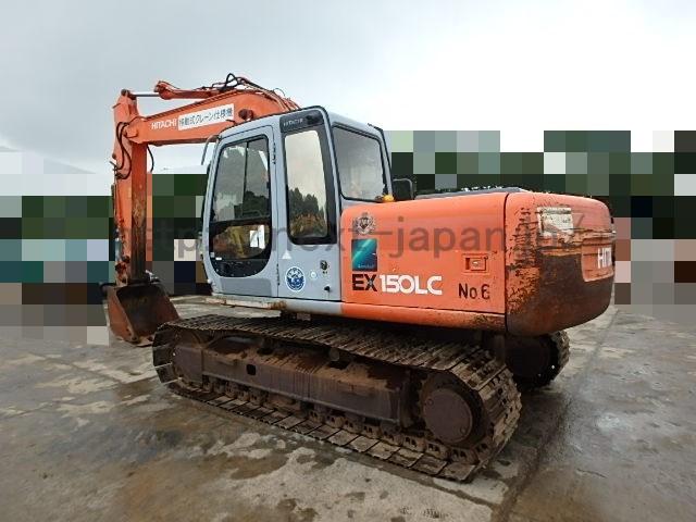 Japan used excavator EX150LC-5