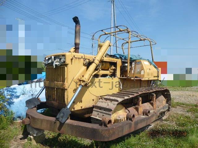 Japan used bulldozer D60A-6