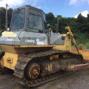 Japan used bulldozer D65P-12E