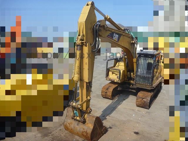 Japan used excavator 320CU