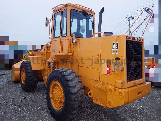 Japan used wheel-loader caterpillar 926