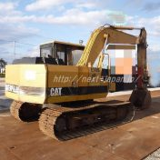 Japan used CAT E110B excavator shovel for sale