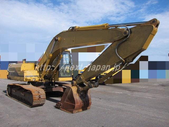 Japan used excavator 320REGA