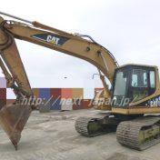 CAT320BU Next limited japan used excavator #8GZ00***
