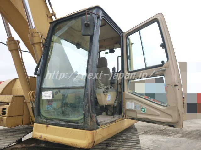 CAT320BU Next limited japan used excavator #8GZ00***