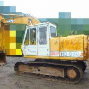 HD550V2 japan used excavator