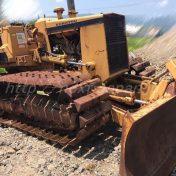 Japan used bulldozer D31P17
