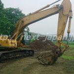 320DRR Japan used excavator
