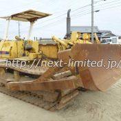 Japan used bulldozer D40P5