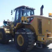 966H japan used wheel loader