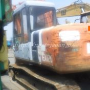 Japan used excavator EX120-2