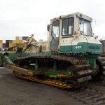 Japan used bulldozer D60P11