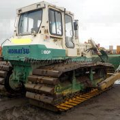 Japan used bulldozer D60P11