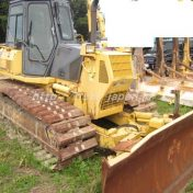 Japan used bulldozer D41P6