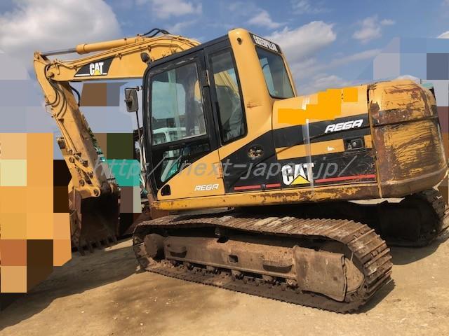 312C japan used wheel loader