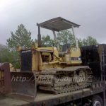 Japan used bulldozer D20P6