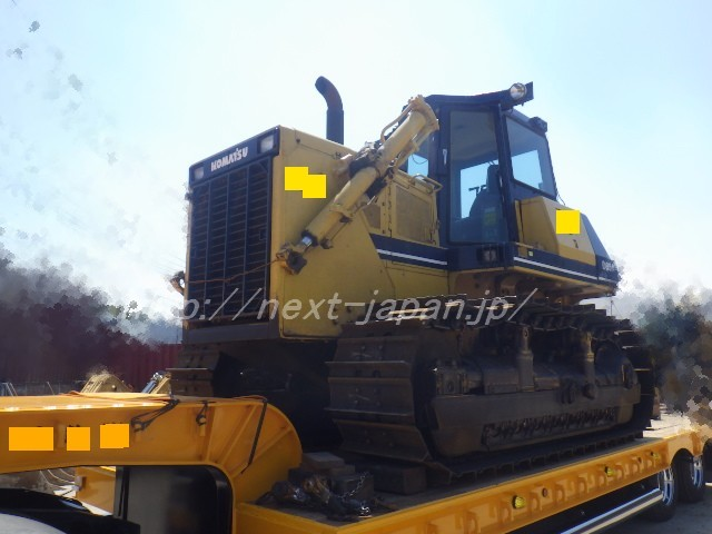 Japan used bulldozer D85A-21E