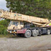 Japan used crane truck TG450M3