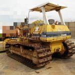 Japan used bulldozer D41P5