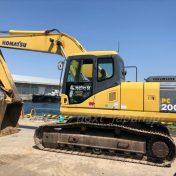 Japan used excavator PC200-7