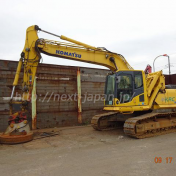 Japan used excavator PC230LC for sale