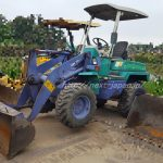 Japan use wheelloader WA30-5E