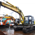 Japan used excavator SK200-1