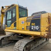 Japan used excavator PC200-8N1