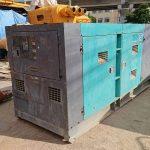 Japan used Generator Denyo DCA150EH for sale