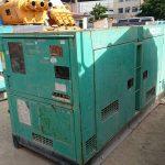 Japan used Generator Sharyo NES125EH for sale