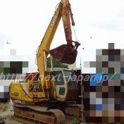 Japan used excavator HD512E